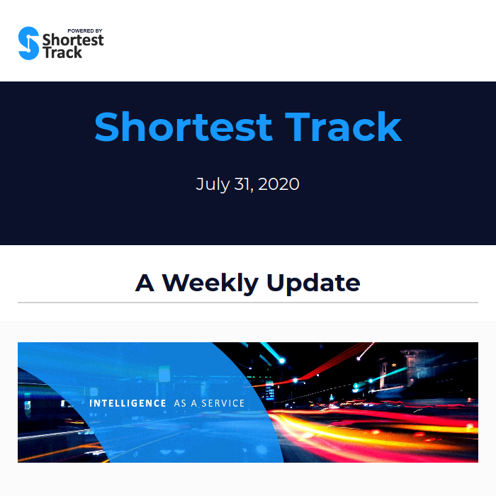 Shortest Track Newsletter 1